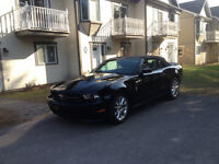 2011 Ford Mustang Cuir Cabriolet (Convertible) Canadienne