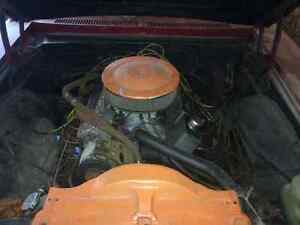 1973 Nova! Project car! 350 LT1