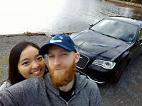 Traveling couple for Sep + Oct.
