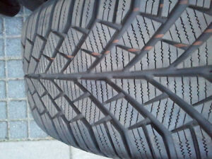 """PNEUS USAGES CONTINENTAL USED TIRES 19"""" et/and 20""""!"""