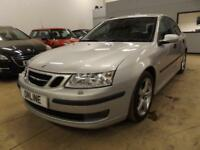 SAAB 9-3 DTH VECTOR AIRFLOW, Silver, Manual, Diesel, 2005