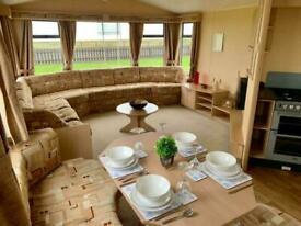 Static caravans for sale, Lyons Robin Hood, North Wales, beach location