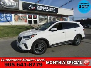 2017 Hyundai Santa Fe XL Ultimate  AWD ADAP-CC LD COOLED-SEATS N