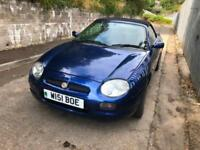 MG/ MGF MGF 1.8i OPEN TOP FUN CAR