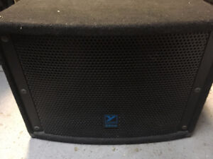 Yorkville LS700P Active, Powered Subwoofer 700W
