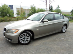 2007 BMW 3-Series 328xi AWD Sedan