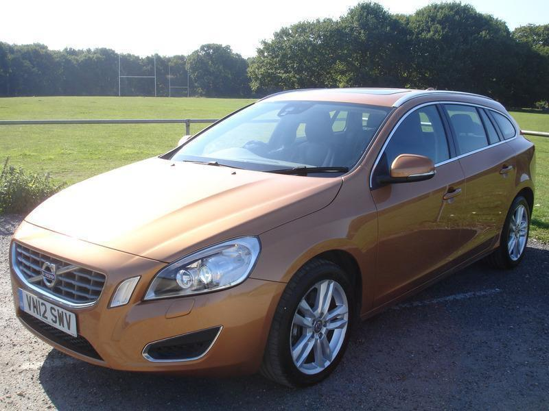 volvo v60 d5 se lux in mistley essex gumtree. Black Bedroom Furniture Sets. Home Design Ideas