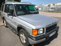 2001 51 LAND ROVER DISCOVERY 2.5 TD5 GS 5 DR ESTATE 4X4 STUNNING
