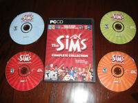 Complete Sims Original Expansions
