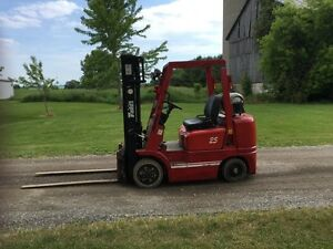 2006 tailift forklift