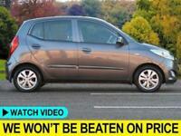 2013 13 HYUNDAI I10 1.2 ACTIVE 5DR LADY OWNER GREAT CAR
