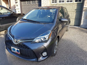 2015 Toyota Yaris SE Sedan Lease Takeover + Cash Incentive
