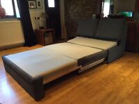 John Lewis Double Sofa Bed Immaculate Condition