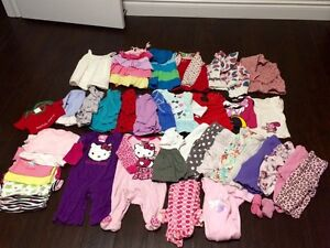 Baby girl lot 3-6 month