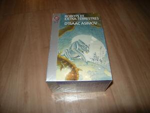 Robots et Extra-terrestres (Coffret de 3 volumes)