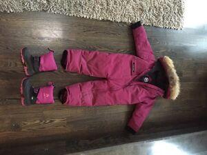 Habit d'hiver Canada Goose pour enfant