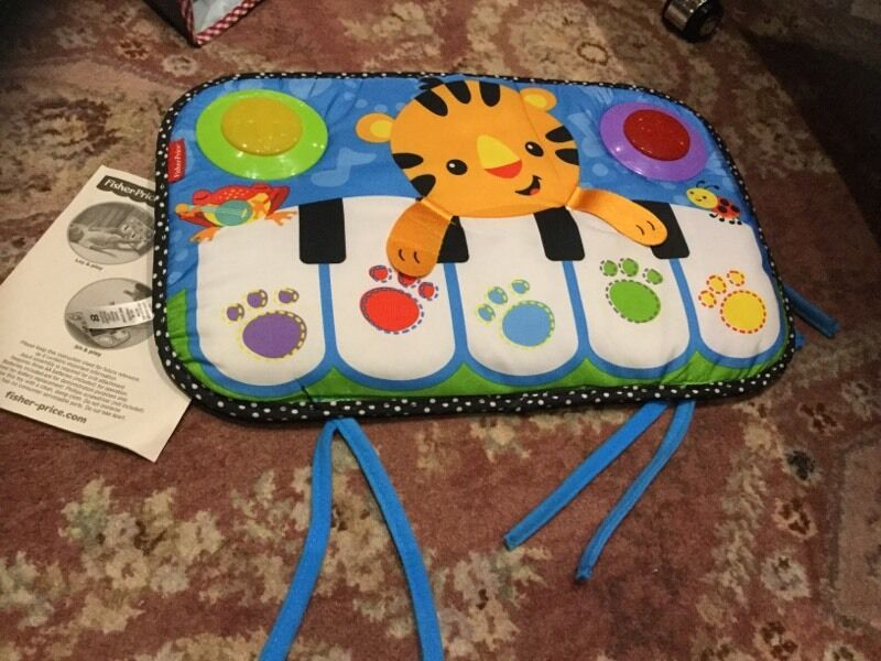 Fisher Price Kick & Play Piano Aged from Birth