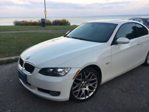 2009 BMW 328i coupe, 3 series