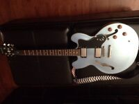 Epiphone dot hollow body guitar- ltd edition