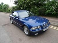 1998 BMW E36 323i Auto Convertible + 2 FORMER KEEPERS ++ GOOD SERVICE HISTORY ++