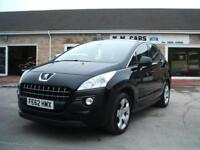 2012 62 Peugeot 3008 Crossover 1.6HDi Active II 5d