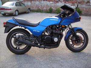 1984 GpZ 750 - Classic Motorcycle
