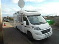 Hymer T568 SL 2 Berth Fixed Rear Single beds Motorhome For Sale