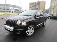 2008 Jeep Compass 2.4 Limited Station Wagon CVT 4x4 5dr