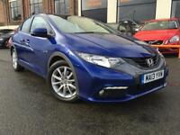 2013 HONDA CIVIC 2.2 I-DTEC ES 5d LEATHER STUNNING CAR