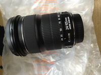 Canon Lens 24-105 f/3.5-5.6 IS STM