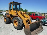 2001 Hyundia HL 730-3 Wheel Loader ONLY $24,995