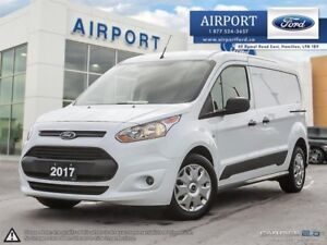 2017 Ford Transit Connect XLT  LWB with Dual Sliding Doors