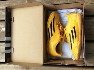 Used Indoor Messi soccer cleats