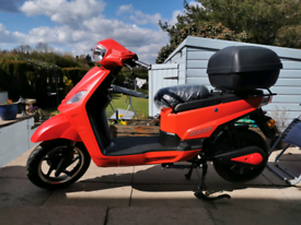2021 Brand New 100% Electric Road Legal E Bike Moped Scooter