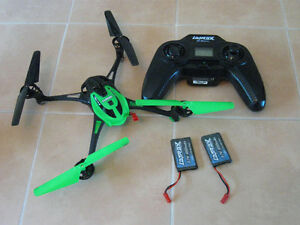 Traxxas Quadcopter with 2 batteries. Williams Lake Cariboo Area image 2