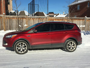 2013 Ford Escape Titanium SUV Crossover