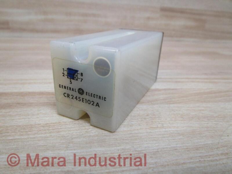 General Electric CR245E102A Static Control Logic Module
