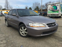 Lease to own in 24 month for $150 p/m plus tax 2000 Honda Accord