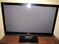 50 INCH PANASONIC PLASMA TV EXCELLENT