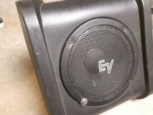 EV Guitar Speaker 1x12 wedge.