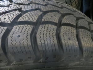 P205/55R16 NEW SNOWCUTTER WINTER TIRES ON SALE $75.00 EACH