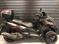 2016 Gilera Fuoco 500 LT ie ( Piaggio MP3 ) 3 Wheeled Scooter