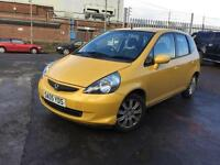 2005 HONDA JAZZ 1.4DSI LONG MOT LOTS OF WORK DONE