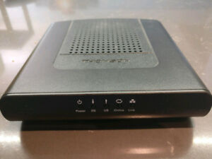 Thomson DCM-475 cable modem ,  for altima internet , ebox