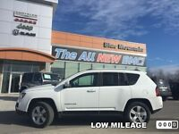 2015 Jeep Compass NORTH  DEALER DEMO, ACCIDENT FREE, HEATED SEAT