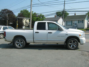 2007 Dodge Power Ram 1500 Big Horn Sport Pickup Truck