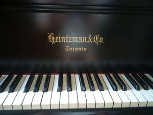 "Beautiful 6' HEINTZMAN GRAND ""D""- must sell/renovation"