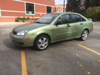 $4000 OBO 2007 Ford Focus