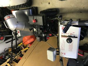 Snowblower in excellent shape
