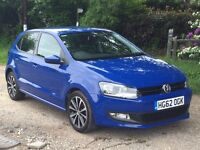 VW Polo 1.2lt Petrol